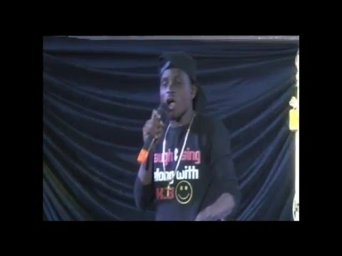 Video (stand-up): Singing Comedian Kenny Black's Funny Performance in Abuja