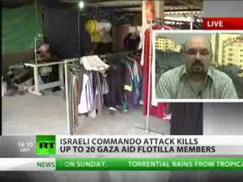 Gaza Flotilla Raid  Israeli State Piracy