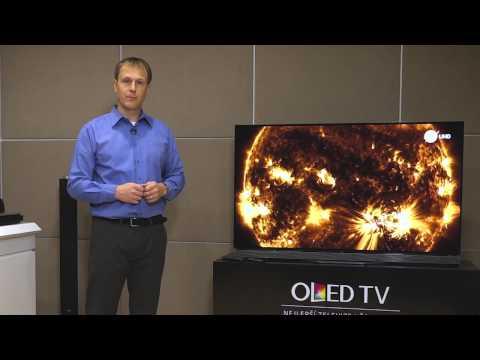 LG OLED TV – Proč se o ní mluví, jako o nejlepší TV všech dob?