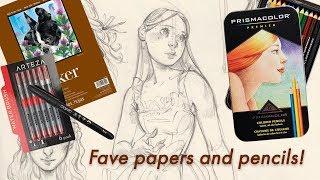 MY FAVORITE ART SUPPLIES! (all mediums)