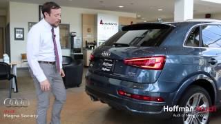 2016 Audi Q3 Walk Around At Hoffman Audi Of New London