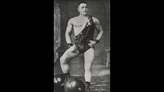 """Жим Знаменского"" - 61,5 кг. Гири: 33,5 кг + 28 кг. Bottom up stacked kettlebells 33,5kg+28kg press"