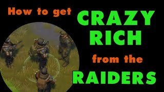 Last Day on Earth: How to Get Crazy Rich from the Raiders in LDOE