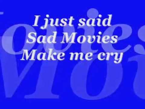 Sad Movies(Sue Thompson with Lyrics) 2-9-15