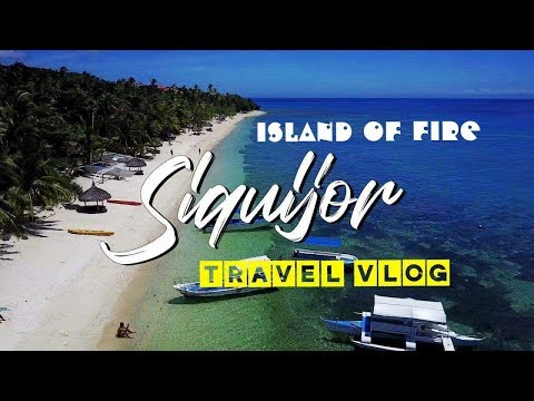 Travel to Siquijor Island