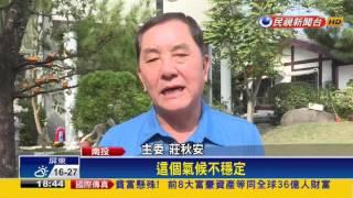紫南宮錢母夯 廟方貼公告「別太早來排」-民視新聞