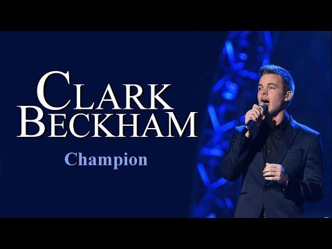Clark Beckham - Champion Lyrics (American Idol Top 3 Recordings)