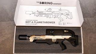 I GOT A FLAME THROWER!!!
