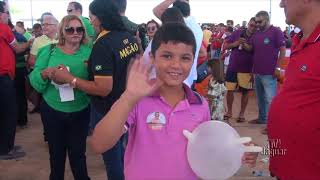 Daniel Oliveira - Desfile Cívico dos Caminhoneiros