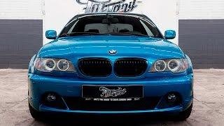 BMW 330 (E46). Замена цвета кузова и пошив салона.