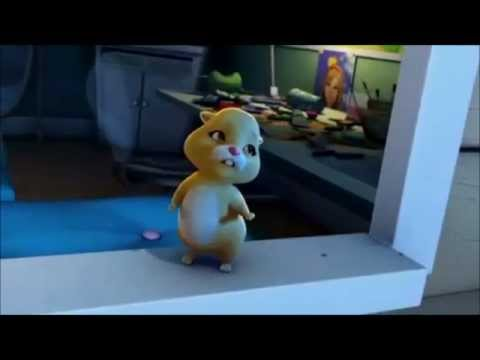 THE ZHUZHU PET'S PIPSQUEAK SINGS: 'ONE DAY' from  QUEST FOR ZHU the Motion Picture