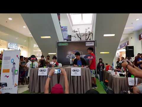 Rubik's Visayas Championship 2017 Finals