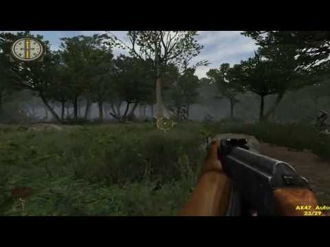 Men of Valor - Part 2-1-2 - Iron Triangle - Jungle Ambush