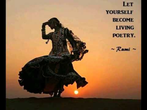 Meditation: Rumi Quotes on the Self & the Soul