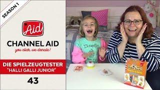 Halli Galli Junior feat. Die Spielzeugtester | Channel Aid | S1 Ep43
