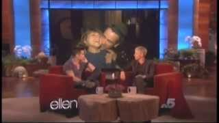 Colin Farrell Talks about Angelman Syndrome on Ellen