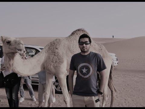 Travel Dubai With Us -  Desert Safari Dune Bashing - March 2017