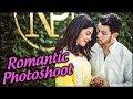 Priyanka Chopra Nick Jonas ENGAGEMENT Romantic Photoshoot