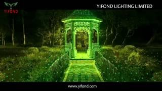 outdoor garden laser christmas decorations led lights