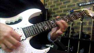 Download Ibanez Jem 7VWH - Jam by David Goodland - Guitar Solo 2011 MP3 song and Music Video