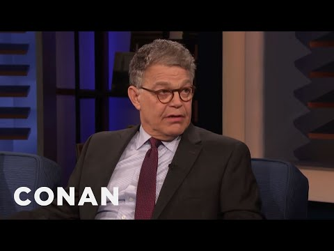 Al Franken Shares What He's Learned - CONAN on TBS