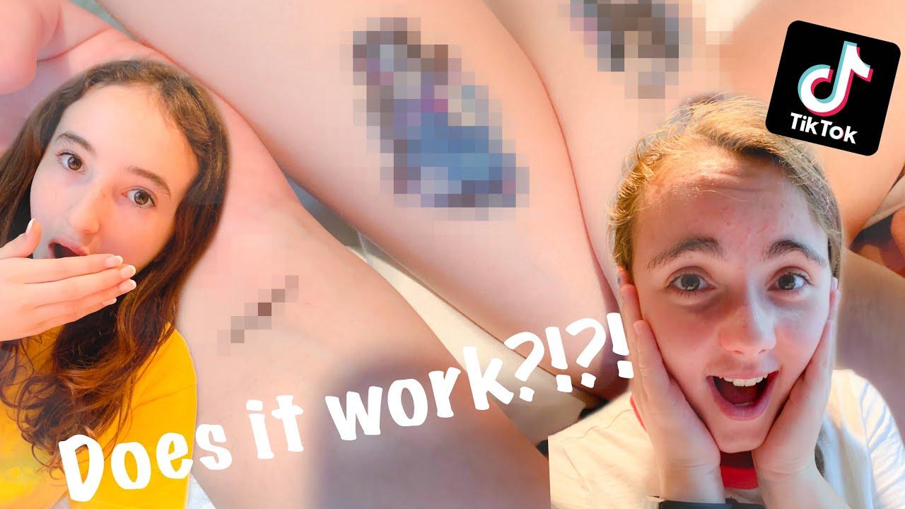 Tiktok Tattoo Steps: Does It Work? - YouTube