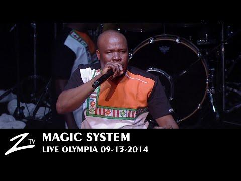 """Magic System """"Tu es Fou & Magic in The Air"""" - LIVE HD"""