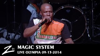"Magic System ""Tu es Fou & Magic in The Air"" - LIVE HD"
