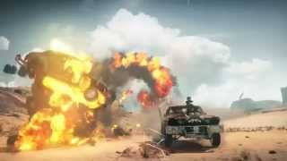 Mad Max Gameplay Trailer PS4 Playstation 4 E3 2015