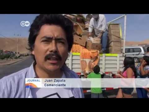 Consecuencias del terremoto en Chile   Journal