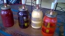 {D.I.Y.} Mason Jar Tiki Torch Tutorial