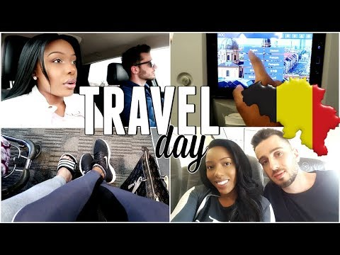 TRAVEL WITH US!! | BELGIUM EDITION - PART 1