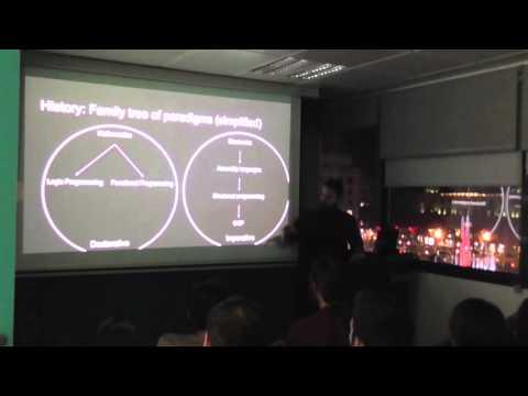 PyBCN December 2015 - Functional Programming - Guillermo Blasco
