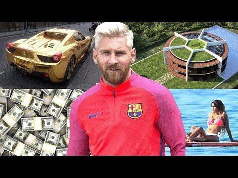 Lionel Messi MİLYONLARINI Nasıl Harcıyor?