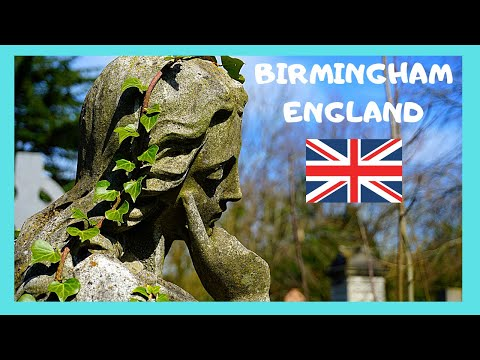 ENGLAND: The LARGEST and most HISTORIC CEMETERY in BIRMINGHAM (WITTON)