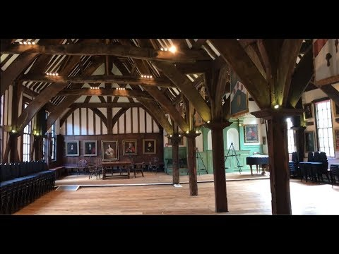 The Merchant Adventurers' Hall: A Creaky Peek at Old York