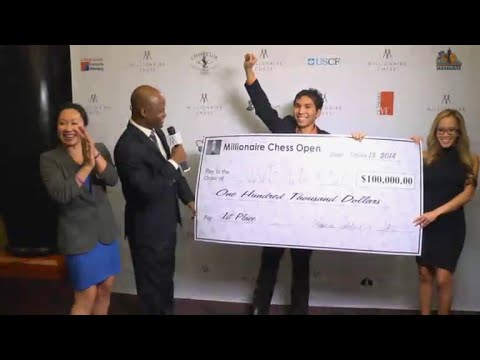 Wesley So Millionaire Chess 2014 Final Round