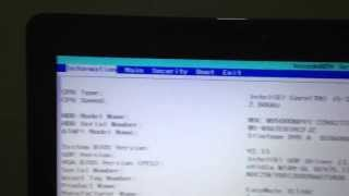 Packard Bell PB EN-TE11-HC-600TK bios and IATKOS ML3U usb boot error.