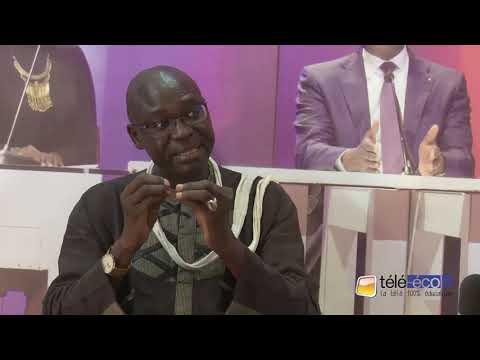 TÉLÉ- ECOLE: FIDAK 2018, Entretien avec Dr. Massamba GUEYE