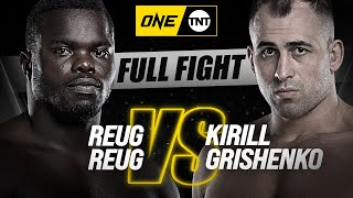 """Reug Reug"" vs. Kirill Grishenko 