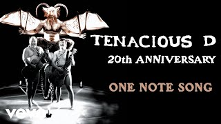 Tenacious D - One Note Song (Official Audio)