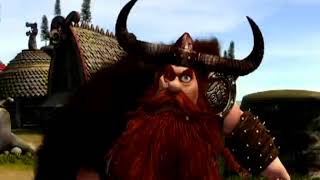 How to Train Your Dragon (PS3) Gamerip OST - Village