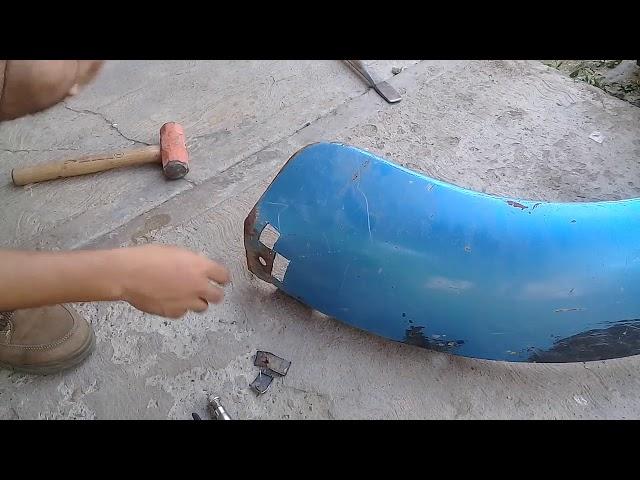 laminación de auto fácil ,tuniando el vocho tuning casero mexico #1