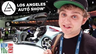 Spotting EVs at The LA Auto Show | In Depth