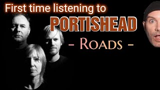 Portishead - Roads - First time Reaction! let's take a deep breath