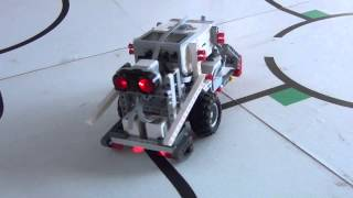 RoboCup Junior Search and Rescue Log 2015 -2