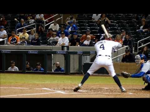 JaCoby Jones, Detroit Tigers OF Prospect (2016 Arizona Fall League)