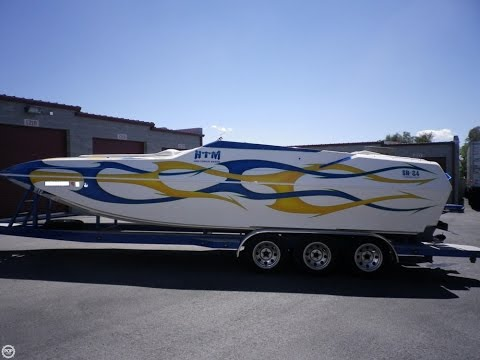 [UNAVAILABLE] Used 2004 High Torque Marine 24 SR Open Bow in Boulder City, Nevada
