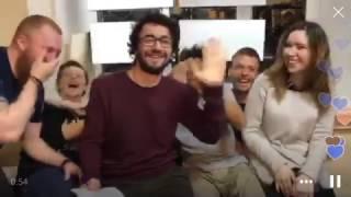 Почти ежедневное онлайн-шоу Вечерний Перископ (нарезка выпусков 1-5 марта 2017г)