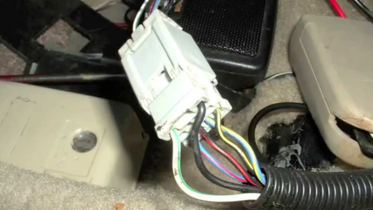 1993 Mustang Fuse Box On 1990 1991 1992 1993 Honda Accord Seatbelt Fix Youtube